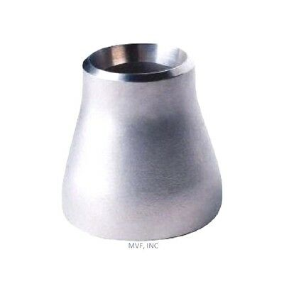 Concentric Reducer 6 X 4 304l Stainless Sch 10 Weld Fitting Sb04151308304