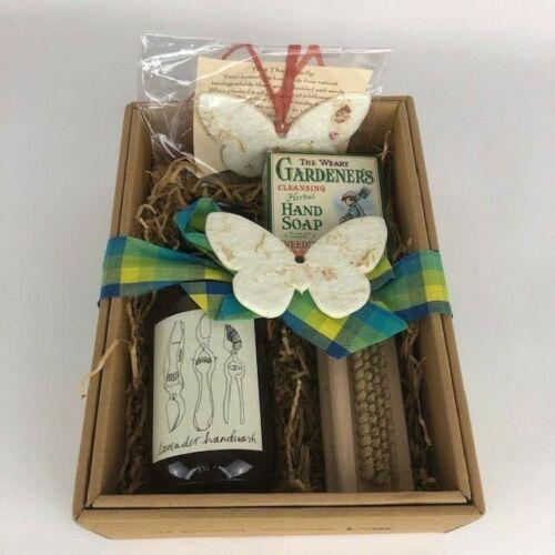 Gardeners Handcare Kit Gift Set