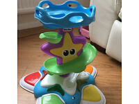 Little Tykes Ocean Explorer stand and dance Starfish excellent condition ideal Xmas pressie