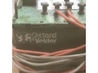 OXFORD OIL COOLED WELDER, UP TO 180 AMP