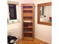 Oak bookcase