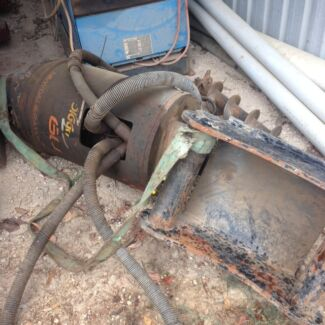 DIGGA SD60 Auger Drive for 30 - 35 tonne Excavator Uraidla Adelaide Hills Preview