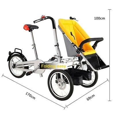 *TAGA COPY* Stroller Bicycle