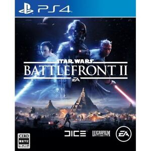 Battlefront II PS4 New In package
