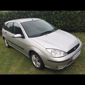 Ford Focus Zetec spares or repairs