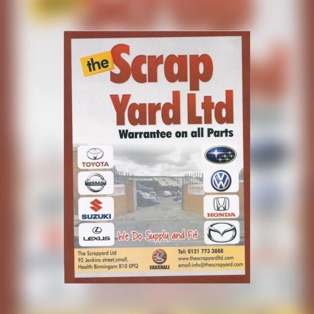 the scrapyard ltd