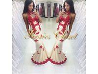 Stunning formal dress from Rosie's closet