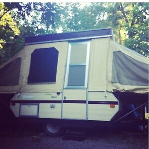 1979 Starcraft Venture Pop Up Camper