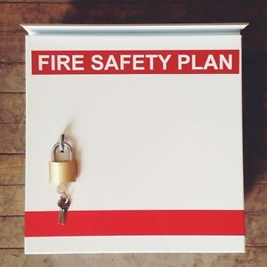 Fire Safety Plan - Click Here First