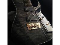 Ibanez Iron Label 7-String RGIX27FE-QM