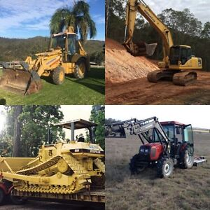 EARTHMOVING, TRANSPORT, SLASHING HIRE, SE QLD Kingsholme Gold Coast North Preview