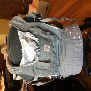 Ergo Original Baby Carrier in Galaxy Grey