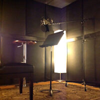RECORDING STUDIO for singer songwriters, low cost, high quality.