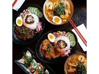 Part time FOH role in Soho for a Malaysian pop up kitchen, salary dependent on experience
