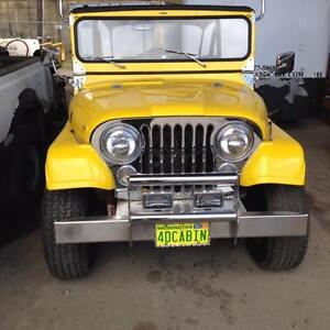 RARE 1956 Jeep Willy  in EXCELLENT CONDITION