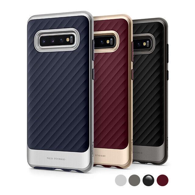 on sale 0d028 90204 Galaxy S10/ S10 Plus/ S10e Spigen® [Neo Hybrid] Shockproof Case Cover