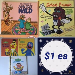 Miscellaneous Kids/new era books