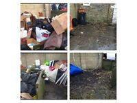 rubbish and garden clearance Leicester and Leicestershire