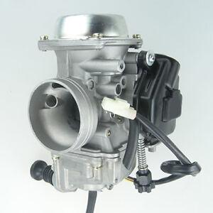 on 2003 Honda Rubicon 500 Carburetor