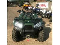 New SMC MAX700 Road Legal 4X4 Automatic Farm Utility Quad Bike ATV