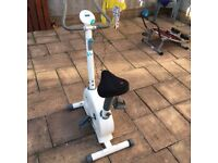 V-Fit FC2 manual resistance Exercise Bike