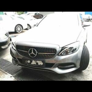 C-Class Diamond Grill Aftermarket for 2015-2018 W205 BRAND NEW