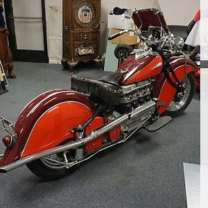 Collector looking for old Indian motorcycles and parts