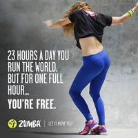 Zumba Fitness With Christine in Shediac