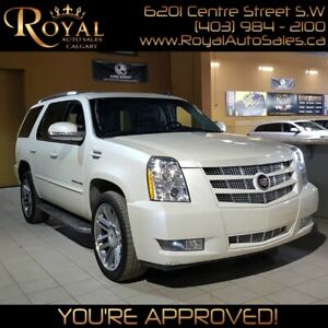 2014 Cadillac Escalade FULLY LOADED, DVD, NAVI, TOUCHSCREEN