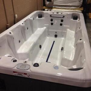 Swim Spa Floor Model Clearance - Spa Spot - GP's Favourite Hot Tub Store!