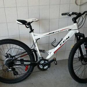 "CCM Apex 26"" Mountain Bikes"