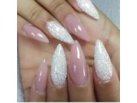 Acrylic Gel Nails Extension £10 Manchester