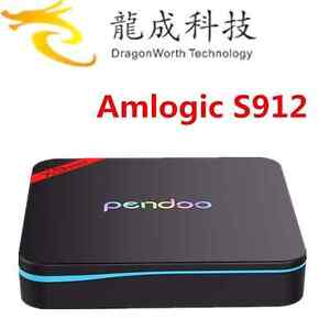S912 NEWEST 2016 MODEL OF THE YEAR  OCTOCORE ANDROID TV BOX