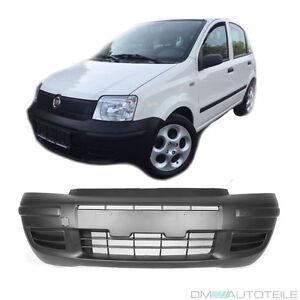 Fiat Panda 169 Stoßstange vorne 03-12 schwarz inklusive Leisten Montagefertig!!!