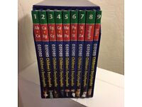 Oxford Children's Encyclopedia, full boxed set, 9 volumes