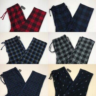 Nautica Men's Sleepwear Soft Fleece Lounge Pajama Pants With 2 Pockets XL