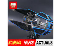 Lepin 05044 Star Series Wars Limited Edition The TIE Interceptor lego compatible