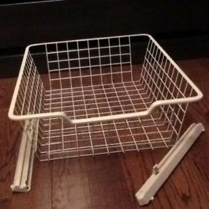 Ikea PAX wire shelf/basket