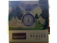 GB BAKE OFF Kitchen Scales - New + Boxed!