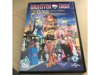 Monster High DVD Scaris City of Frights