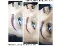 MICROBLADING - semi permanent eyebrows