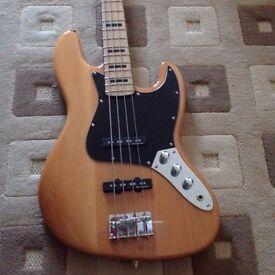 Fender Squier Vintage Modified Jazz Bass Guitar