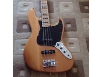 Fender Squier Vintage Modified Jazz Bass Guitar