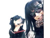 Dog walker available in Earlsfield!