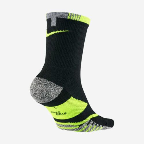Nike NikeGrip Elite Crew Tennis Socks Style SX5666-010 Size S(3Y-5Y) MSRP $28