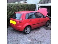 ford fiesta 2002 mk6 breaking for parts everything available apart from engine