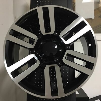 """20"""" LIMITED STYLE WHEELS RIMS FITS TOYOTA 2003-2013 4RUNNER VIGO FORTUNER TACOMA"""