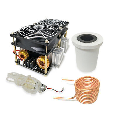 2500w Zvs Heater Induction Heating Board Module Coil Pump