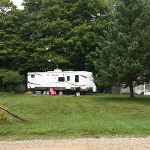 Trailer for Sale on Lot