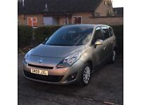 2009 RENAULT GRAND SCENIC EXPRESSION DCI 106 1461cc Diesel Manual 6 Speed MPV